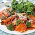 コロナ禍で「ケチャップ炒め」に注目 カゴメがトマト製品注力へ