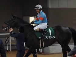 【東京新聞杯】デムーロ「流れは完璧」プリモシーンが重賞3勝目