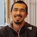 広島県内のチームを中心に、幼稚園などで指導者をしている久保氏