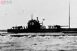 旧日本海軍では「3」が付く潜水艦は縁起が悪かった?伊33潜は2度も沈没 ...