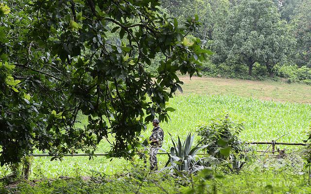 魔術がらみで一家4人が村人に殺害される、インド辺境
