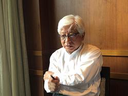 6年に及ぶ広島平和記念資料館館長を、今年3月末に退任された志賀賢治氏