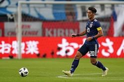 「日本代表メンバーに選出され、大変光栄」…槙野智章は「全力で戦います」