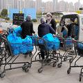 武漢で奔走 イオン駐在員の奮闘