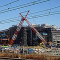 """池袋・新宿・渋谷と、秋葉原には複数の家電量販店が出店するが、品川・田町エリアは""""空白域""""となっている"""