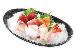 くら寿司がテスト販売する「お刺身」(ニュースリリースより)