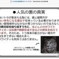 画像は大牟田市動物園の飼育スタッフブログ スクリーンショット