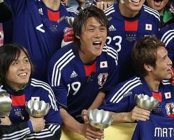 日本が前回優勝した2011年大会では、決勝で李が勝負を決めるボレーシュートを放った。写真:田中研治