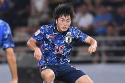 U-23代表MF相馬勇紀【写真:Getty Images】
