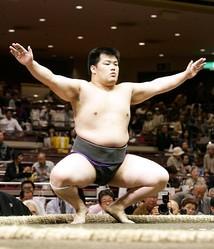 2006年に幕下付け出しでデビューした下田(写真:共同通信社)