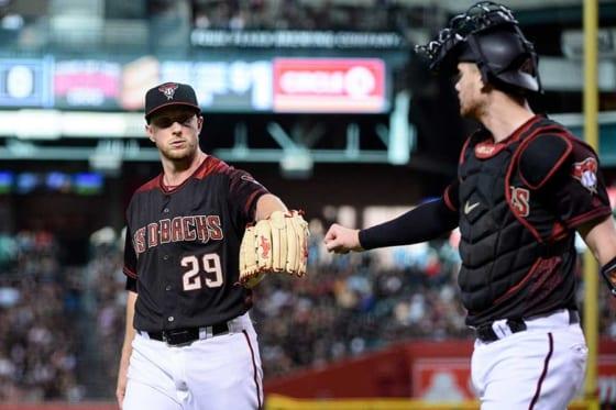 [画像] 【MLB】Dバックスが史上初の快挙達成! 出塁わずか「1」で1-0の珍勝利は三塁打→犠飛