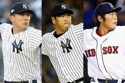 米メディア発表の2010年代最強チームに田中将大、黒田博樹氏、上原浩治氏が選出【写真:Getty Images】