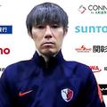 鹿島アントラーズ新監督・相馬直樹氏「強いアントラーズを取り戻す」