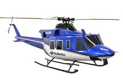 開発を進めている民間機「412EPI発展型機」