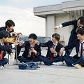 SixTONES、黒髪イケメン&めっちゃさわやか!