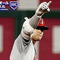 大谷翔平が放った打球速度約192キロの二塁打 海外メディア「超人的」
