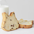 ふわもち食感「ねこねこ食パン」