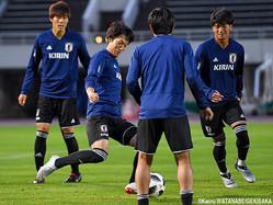 縁ある選手たちに日本代表で再会を果たしたDF室屋成