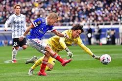 横浜FMは今季も変わらぬ攻撃的サッカーを見せる photo/Getty Images