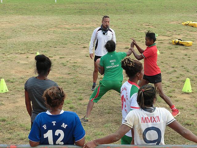 オリンピックは途上国のスポーツ環境を変える転機になる」――JICA ...