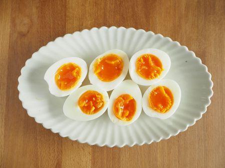 卵 犬 ゆで