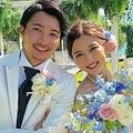 柴崎岳と真野恵里菜が挙式 「完璧すぎる」「美男美女」と絶賛の声