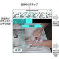 富士通が「正しい手洗い」を判定するAI技術を開発 平均判定精度は95%