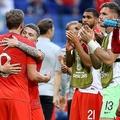 若手中心のチーム構成で不安要素も少なくないなかで、躍進を見せてきたイングランド。その陰には重要な役割を担ったスタッフがいた。 (C) Getty Images