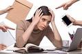男女500人に聞いた「職場ストレスの原因TOP10」2位は給料への不満