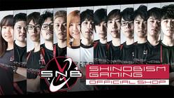 ポニーキャニオン×eスポーツチーム・忍ism Gaming、初のオフィシャルショップを開設!