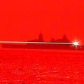 米海軍が新型レーザー兵器の実験に成功したと発表/U.S. Navy