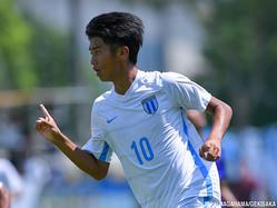 FW西川潤は期待にゴールで応えてU-16日本代表を世界へ導く
