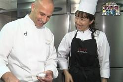"""浜口京子、""""大切な人""""に料理を振る舞う!三ツ星レストランでレシピを学ぶ"""
