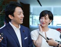 小泉進次郎氏と滝川クリステルが結婚 決め手は「犬好き」か