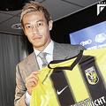 本田圭佑、加入から1ヶ月半で退団へ【写真:Getty Images】