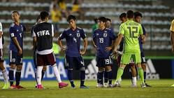 U-17W杯、日本はメキシコに屈す…ベスト16で散る