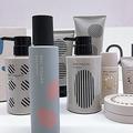 育毛剤やシャンプー、化粧水など約80のアイテムがあるディアマユコシリーズ