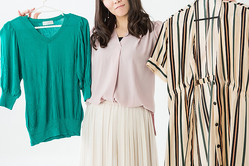 洋服選びに悩む客にアドバイスができない販売員が多い