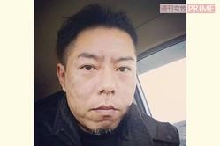 SNSにアップされた高永容疑者の自撮り写真(本人フェイスブックより)