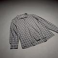 スーパーライトチェックシャツウール(AURALEE)3万6300円