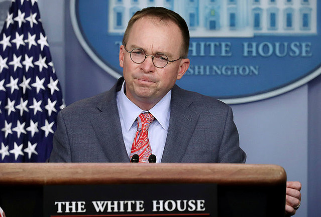 [画像] 米ホワイトハウス当局者、ウクライナ支援巡る交換条件の存在認める