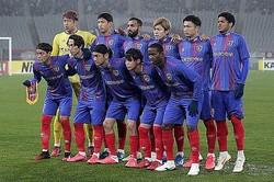 SAI GON FOOTBALL CLUBとの提携を発表したFC東京。写真:Getty Images