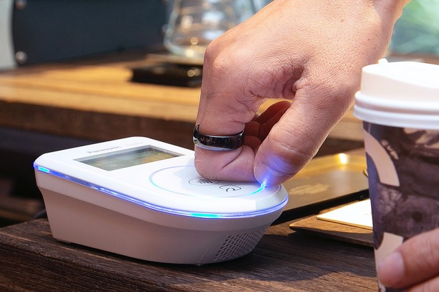 Visaのタッチ決済に対応した指輪EVERING、3000個限定で先行予約開始