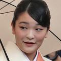 """""""面会""""時の眞子さまの行動が波紋を呼んでいる(写真/JMPA)"""