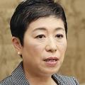 安倍首相の政治姿勢について辻元清美氏「鯛は頭から腐る」