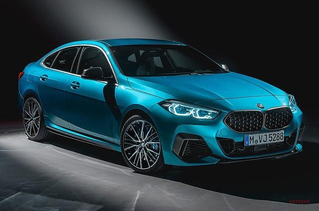 BMW 2シリーズに「グランクーペ」 前輪駆動だがドライビング・ダイナミクスを重視