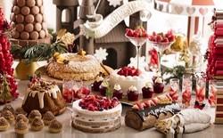 いちご×クリスマス♡人気テーマがコラボしたヒルトン小田原のデザートブッフェが魅力的