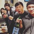 あべこうじの公式インスタグラムより https://www.instagram.com/abe_happy/