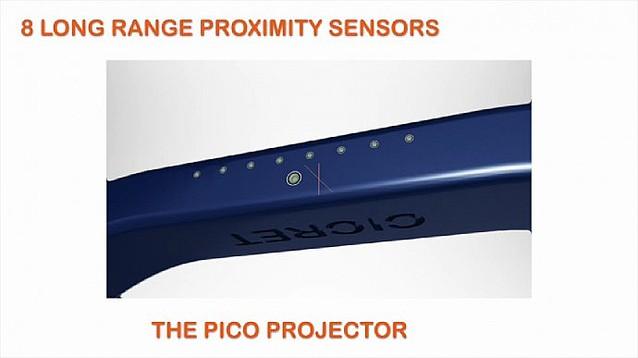 1dcfa84923 しかも「Cicret Bracelet 」に内蔵されたセンサーにより、プロジェクターのオンオフは手首を捻るだけで操作でき、さらに投映された画面を指で操作することもできる。