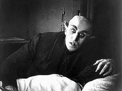 映画『吸血鬼ノスフェラトゥ』(1922)より  - Photofest / ゲッティ イメージズ